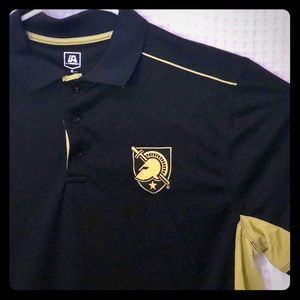 Other - West Point Polo w/ Logo and Spellout
